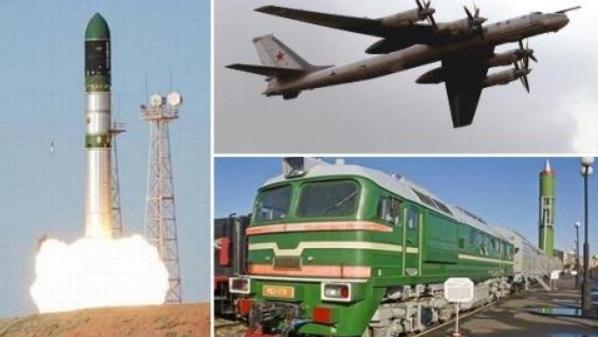 Ukraine đau xót giấc mơ cường quốc hạt nhân