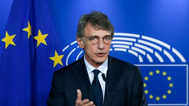 Chủ tịch Nghị viện châu Âu than vì bị Nga trừng phạt