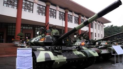 Báo Nga soi T-54M nâng cấp của Việt Nam