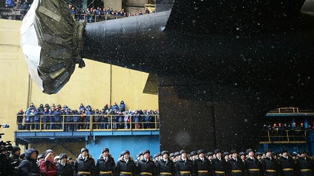 Báo Mỹ: Tàu ngầm Kazan Nga mối đe dọa lớn với Mỹ