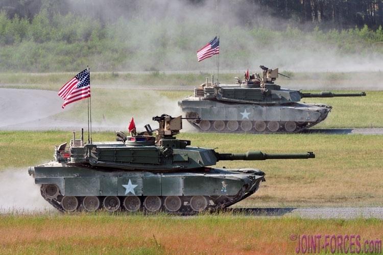Nhưng trước khi xe tăng mới được triển khai hoạt động, Lục quân Mỹ vẫn phải nâng cấp Abrams lên chuẩn SEP V4 Abrams. Biến thể xe tăng Abrams cuối cùng này sẽ được trang bị đạn đa năng hiện đại (AMP) uy lực hơn, tích hợp nhiều tính năng trong 1 viên 120mm.