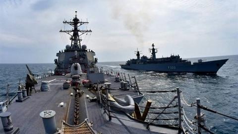 Đô đốc Mỹ: Washington-Moskva bên bờ xung đột tại Biển Đen