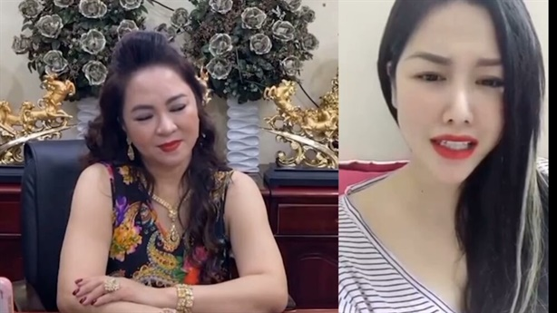 Bà Phương Hằng thách nghệ sĩ, Michiyo Phạm Ngà nói sự thật