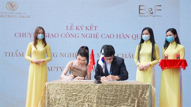 Bình Dương chào đón thẩm mỹ viện Minh Châu Asian LUXURY