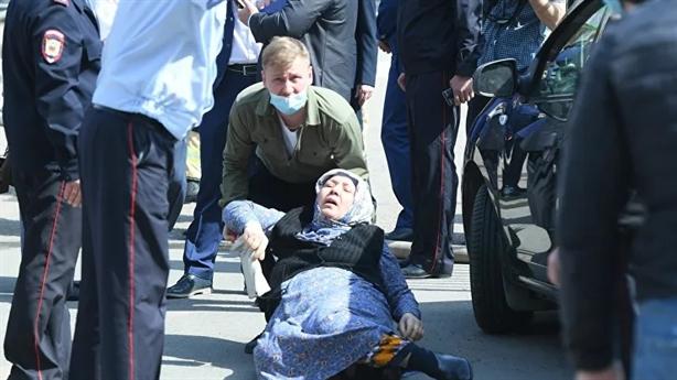 Xả súng Nga, 11 người thiệt mạng