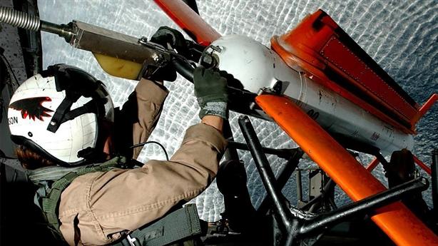 Mỹ dùng robot săn mìn biển tại vùng Vịnh