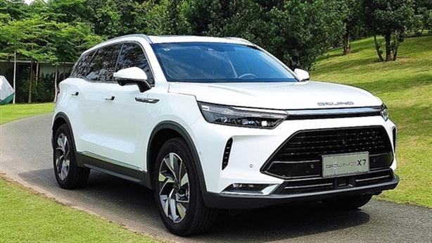 Việt Nam nhập xe Trung Quốc tăng tới 480% trong 4 tháng