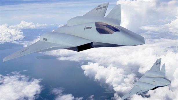 Tiêm kích thế hệ 6 của Mỹ đã bay chuyến đầu tiên