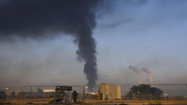 Hai hệ thống Iron Dome bị Hamas đánh trúng?