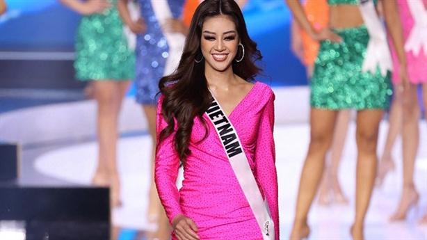 Vì sao Khánh Vân dừng bước ở top 21 Miss Universe?