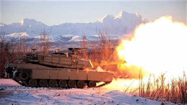 M1A2C dùng hệ thống chống đông cứng, tác chiến gần Nga