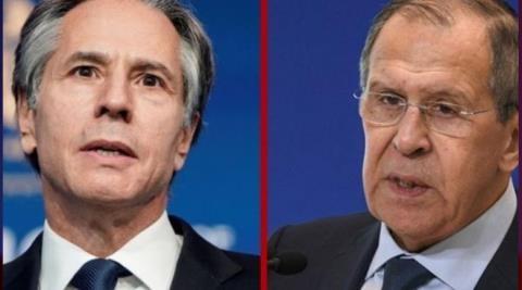 Ngoại trưởng Mỹ gặp Lavrov, nhắc đến Nord Stream-2?