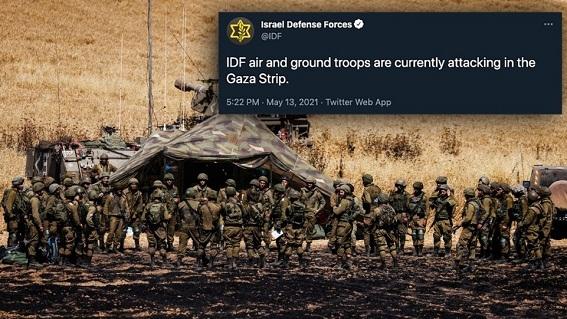 Biên giới mong manh, Israel đang đứng trước nguy cơ lớn