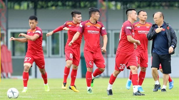 Vòng loại World Cup 2022: Tuyển Việt Nam gặp khó vì...