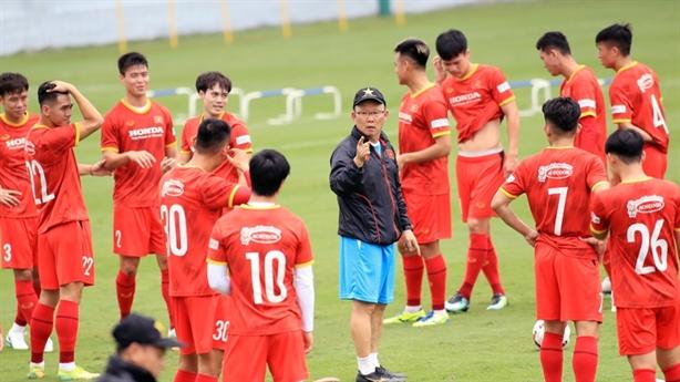 Vòng loại Wolrd Cup 2022: Sức mạnh đối thủ tuyển Việt Nam