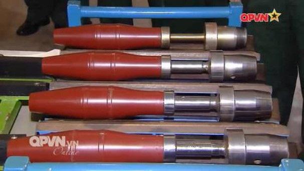 Việt Nam hoàn thiện công nghệ sản xuất hạt lửa K51SK