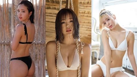 Mỹ nhân Nhật xinh đẹp, thật thà đếm số bạn trai