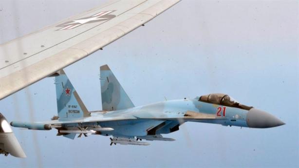 Thổ Nhĩ Kỳ nghĩ Su-35 khó đối đầu F-35 tại Syria?