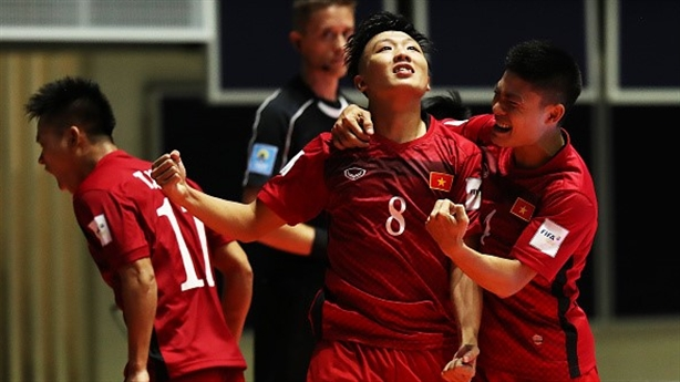 Vào bảng đấu khó:Futsal Việt Nam cần làm gì để đi tiếp?
