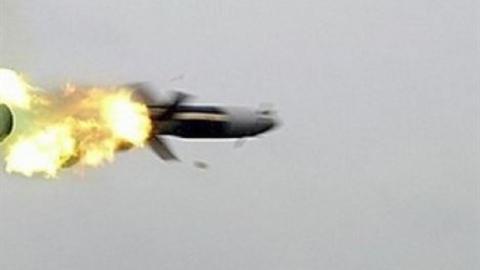 Tên lửa chống tăng Kornet có trong tay Hamas?