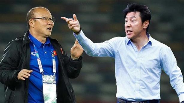 Tuyển Việt Nam đấu Indonesia: Màn đấu trí giữa hai thầy Hàn