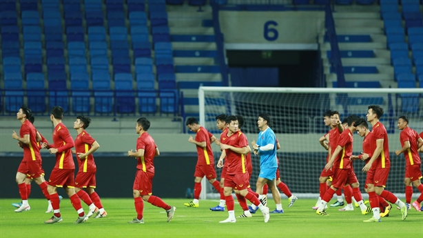 Trước trận đấu: 'Việt Nam giúp Indonesia mạnh mẽ hơn'