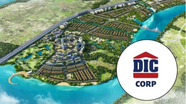 Dự án hơn 12.600 tỷ của DIC Corp bị chỉnh quy hoạch