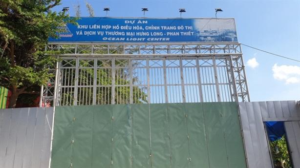 Bình Thuận ra tay thu hồi loạt dự án treo