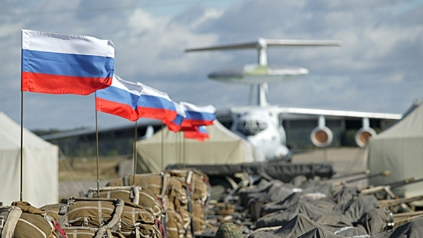 Lính dù Nga dễ dàng bẻ gãy cuộc tấn công vào Kuril