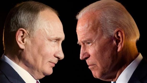 Ông Putin ra đòn tâm lý trước ông Biden