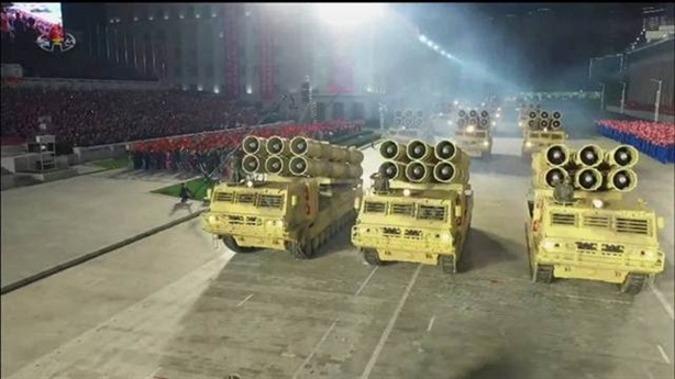 Răn đe phi hạt nhân: Tên lửa, pháo binh Bắc Triều Tiên