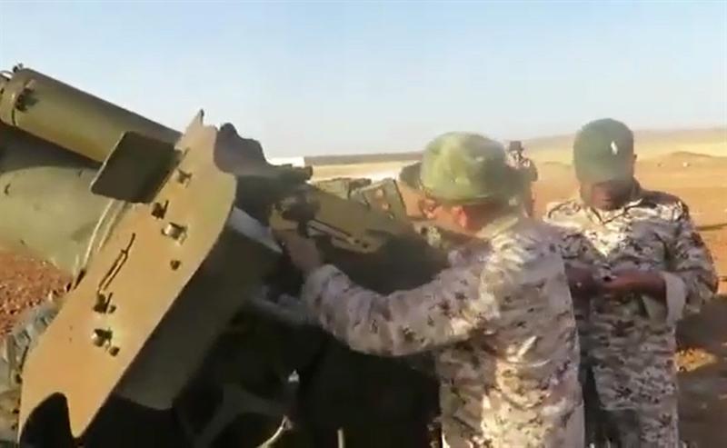 Và để tăng cường độ chính xác cho từng phát bắn, lực lượng Iran đã sử dụng đạn pháo Krasnopol-M2. Loại đạn này là biến thể của đạn pháo thông minh Krasnopol. Tổ hợp đạn tự dẫn 2K25 Krasnopol ban đầu được thiết kế để bắn từ các loại pháo kéo, pháo tự hành cỡ 152mm được biên chế trong Quân đội Liên Xô (hay Nga sau này) như D-20, 2S3 Akatsiya, 2A65 Msta-B, 2S19 Msta-S.