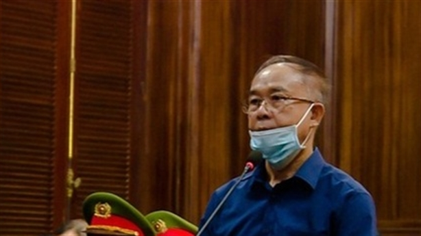 Ông Nguyễn Thành Tài viết kháng cáo dài 11 trang