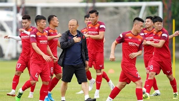 Tuyển Việt Nam đấu UAE: Thầy Park không muốn hòa