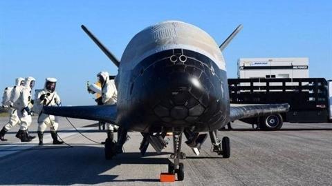 Nga lấy được bí mật máy bay vũ trụ X-37B của Mỹ?