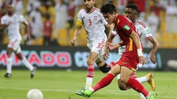 Tuyển Việt Nam lập kỷ lục ở Đông Nam Á