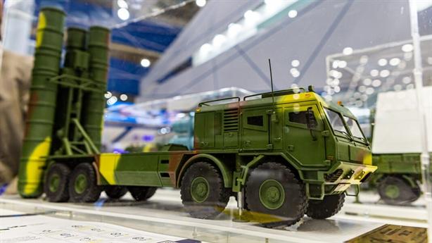 Ukraine trình làng hệ thống đánh chặn tương đương...S-400?