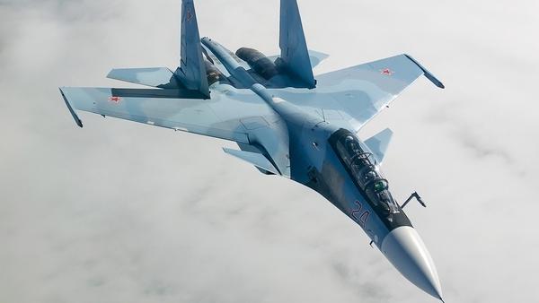 Su-30SM phá hỏng hoạt động bí mật của Mỹ tại Trung Đông