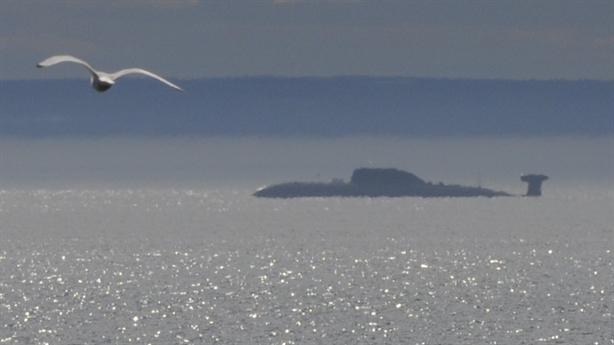 Siêu phẩm Akula tập diệt tàu ngầm địch tại Biển Barents