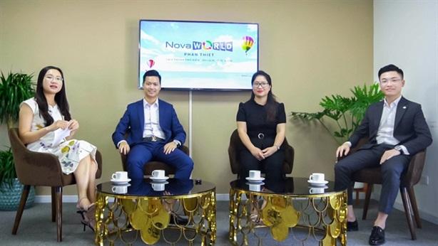 Khách miền Bắc đầu tư NovaWorld Phan Thiet không cần đi xem