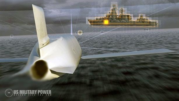 Mỹ tin JASSM-ER giúp F-35C đối phó với tàu Nga