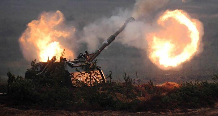 Những lần tiếp theo được xác định là cuối năm 2018 và tháng 3/2019 tại Bắc Hama. Trong trận chiến này, người dân địa phương đã tìm thấy nhiều vỏ đạn 2K25 Krasnopol-M2 152mm tại những khu vực quân Nga vừa pháo kích. Những quả đạn Krasnopol-M2 nhanh chóng được xác định chúng được bắn đi từ những hệ thống pháo tự hành 2S19 Msta-S.