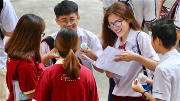 Bộ GD-ĐT chốt tổ chức 2 đợt thi tốt nghiệp THPT