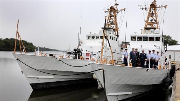 Mỹ-Anh giúp Ukraine tăng sức mạnh Hải quân bằng...tàu thải