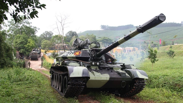 'Cú hích' nâng cao chất lượng tăng thiết giáp Việt Nam