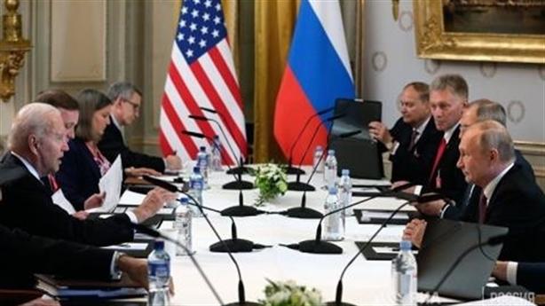 """Ai bị """"chấn thương nặng"""" sau cuộc """"đụng đầu"""" Nga-Mỹ tại Geneva?"""