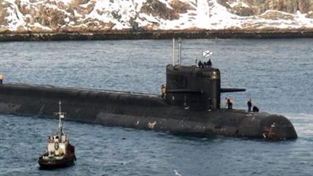 Nga nâng cấp tàu ngầm AS-31 Losharik