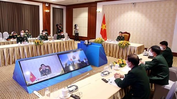 Việt Nam dự Hội nghị An ninh quốc tế Moskva lần 9