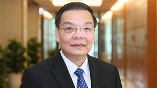 Ông Chu Ngọc Anh tái đắc cử Chủ tịch UBND Hà Nội