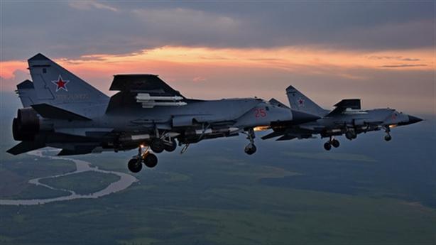 Mỹ phát sốt khi MiG-31 đến Ugolny